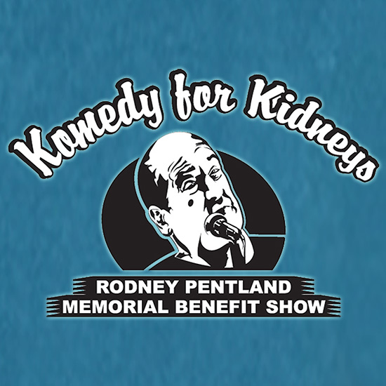 Komedy for Kidneys