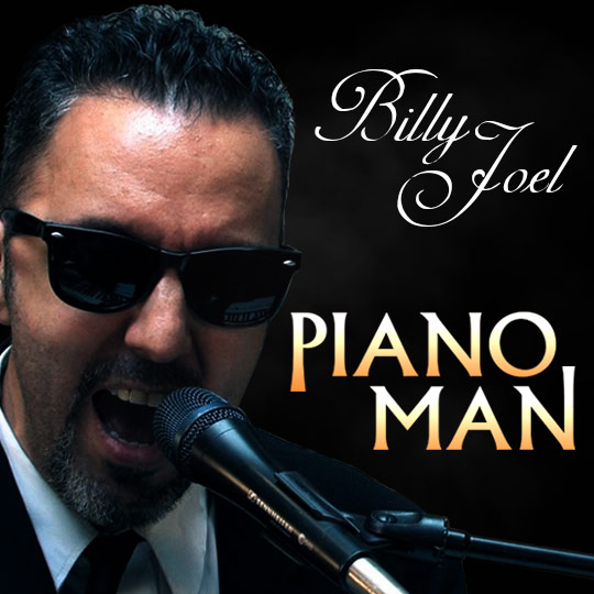 A Tribute to Billy Joel Piano Man At The Greg Frewin Theatre Thursday, October 18th, 2018