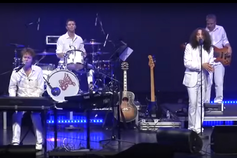 DREAMER: Supertramp Tribute playing at the Greg Frewin Theatre - Wednesday, November 29th, 2017.