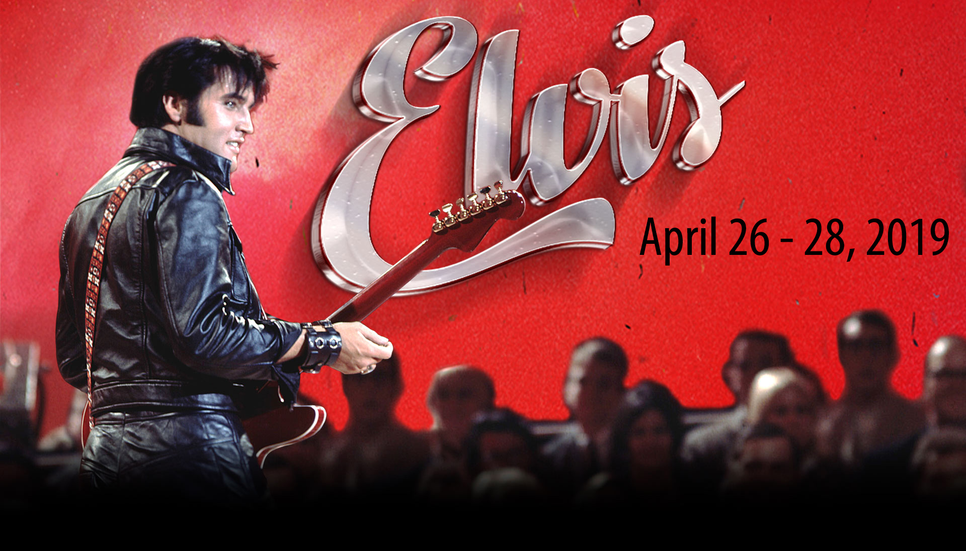 Niagara Falls Elvis Festival playing at the Greg Frewin Theatre - Friday April 26th - Sunday April 28th, 2019