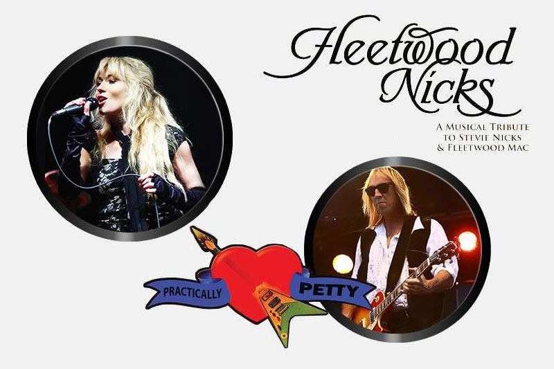 Fleetwood Nicks & Practically Petty Tribute at the Greg Frewin Theatre - Friday February 23rd, 2018.