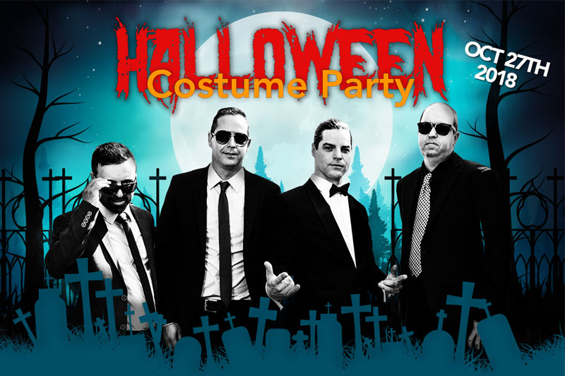 Halloween Costume Party 2018 At The Greg Frewin Theatre Saturday, October 27th, 2018