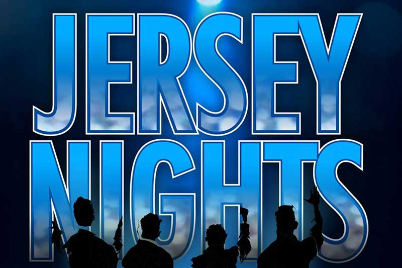 Jersey Nights Tribute playing at the Greg Frewin Theatre - June 12th & 13th 2018.