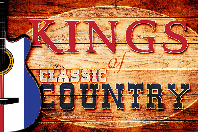 A Tribute to the Kings of Classic Country At The Greg Frewin Theatre Tuesday, September 11th, 2018