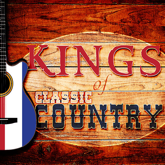 Kings of Classic Country Tribute playing at the Greg Frewin Theatre - Tuesday, September 11th, 2018.
