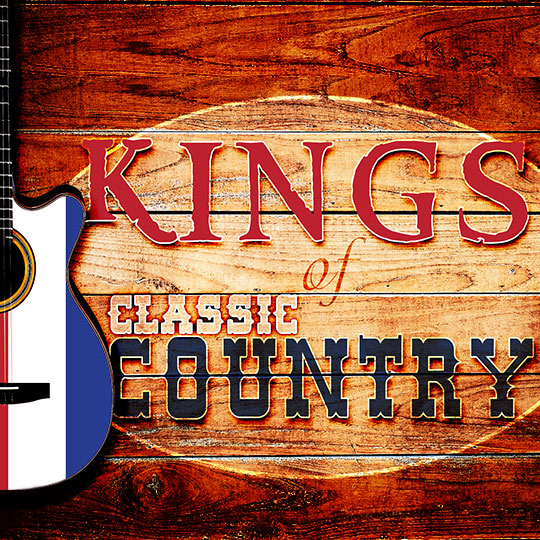 A Tribute to the Kings of Classic Country At The Greg Frewin Theatre Wednesday, September 11th, 2018