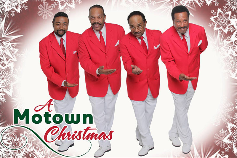 Buy Tickets To A Motown Christmas playing at the Greg Frewin Theatre - Wednesday, December 6th, 2017