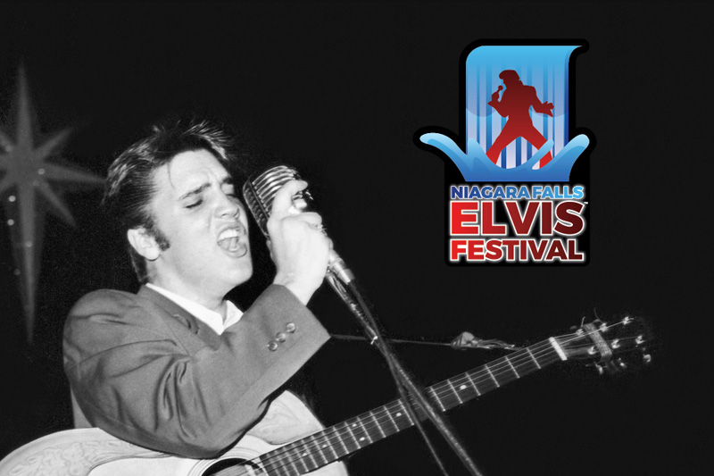 Celebrate the inaugural Niagara Falls Elvis Festival held at the Greg Frewin Theatre Friday, October 19th - Sunday, October 21st, 2017