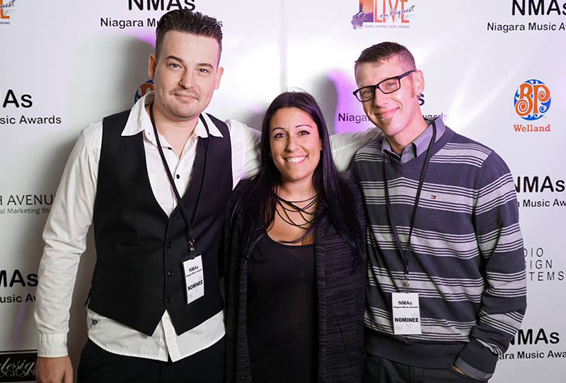 Buy Tickets To The 10th Annual Niagara Music Awards - Sunday, September 24th, 2017