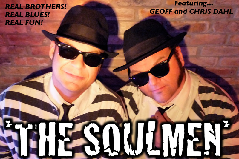 Soul Men - A Live Tribute to The Blues Brothers, playing at the Greg Frewin Theatre - Saturday, September 14th, 2019.