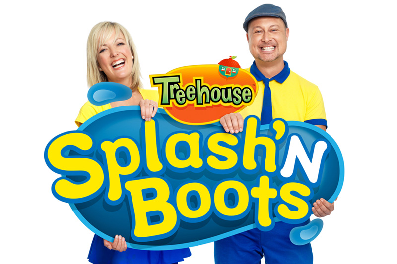 SPLASH'N BOOTS at the Greg Frewin Theatre Sunday, December 11th, 2016