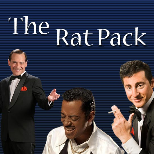 A Tribute to The Rat Pack At The Greg Frewin Theatre, November 7th & 8th, 2018