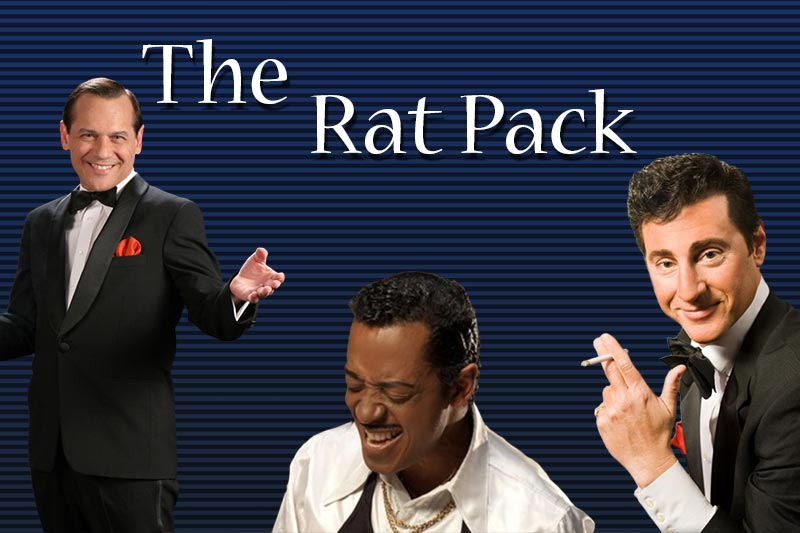 A Tribute The Rat Pack At The Greg Frewin Theatre, November 7th & 8th, 2018.