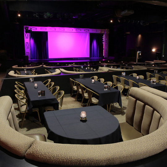 Incorporate one of Niagara Falls' top attractions into your tours itinerary - The Greg Frewin Theatre